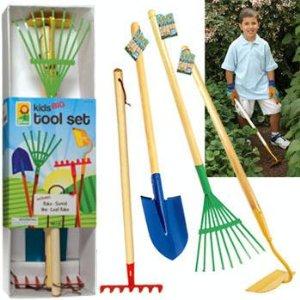 Toysmith Kids Big Tool set