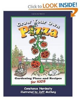 Grow Your Own Pizza book