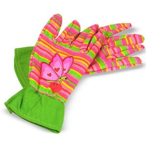 Melissa & Doug gardening gloves