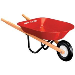 Wheelbarrow for kids