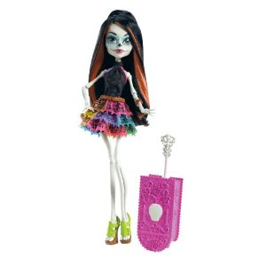 Monster High Scaris Skelita Doll