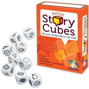 Rorys' Story Cubes