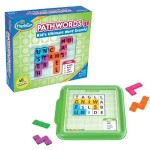 ThinkFun Pathwords Junior Puzzle