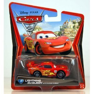 Lightening McQueen Car