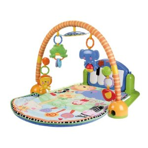 Fisher Price Discover Grow Kick and Play Paino Gym