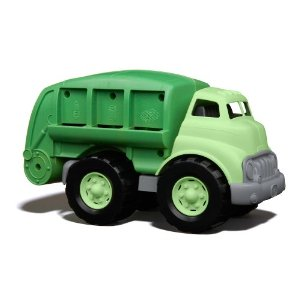 how to clean green toys tugboat
