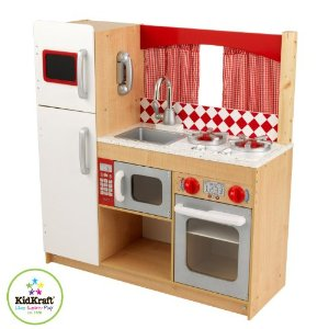 Kidkraft Wooden Play Kitchen top 10 wooden toy kitchen | toy reviews for kids and parents!
