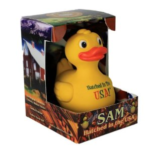 Sam Rubber Ducky