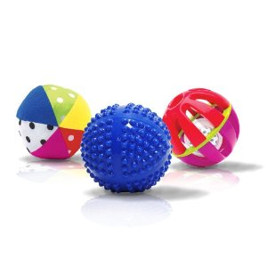 Sassy Developmental Sensory Ball Set