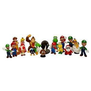 Mario Brothers Figures