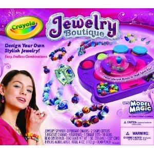 Crayon Jewelry