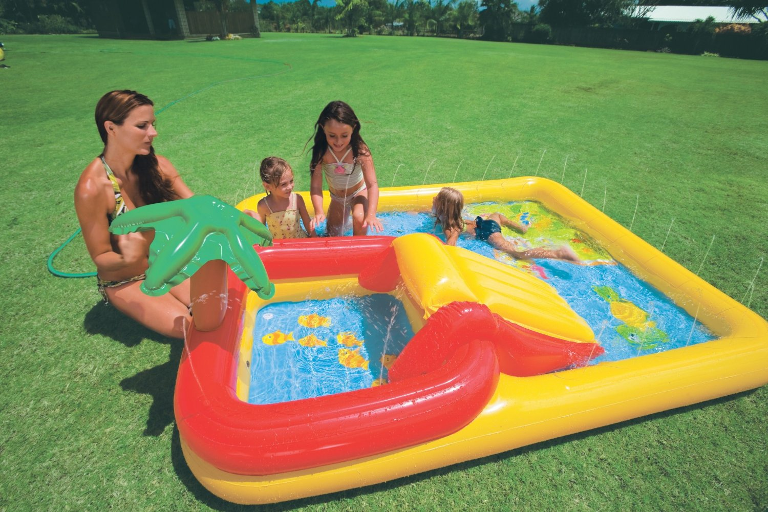 23 amazing best swimming pools for kids for Best children s paddling pool