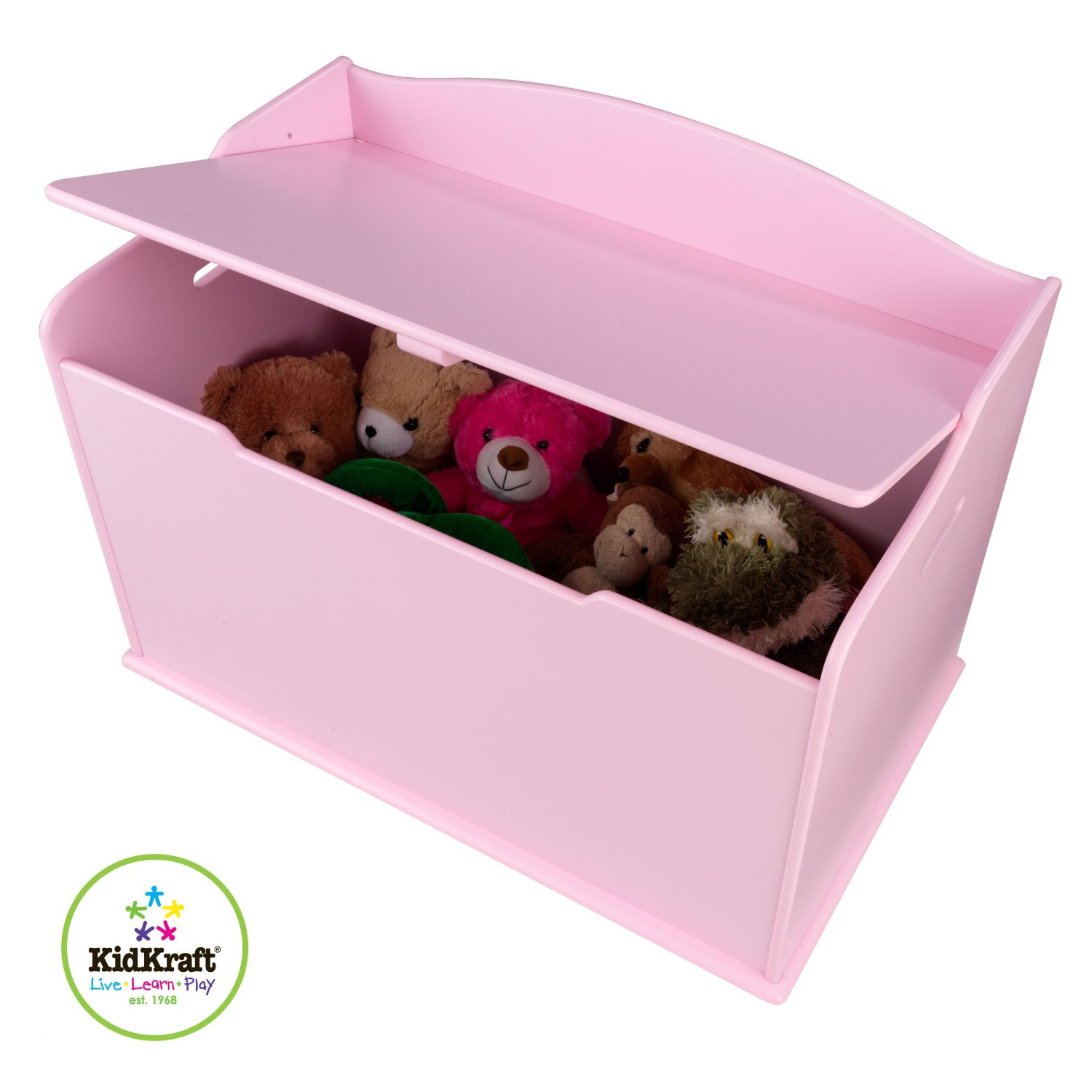 Best Toy Boxes And Chests For Kids : Top toy boxes for girls reviews kids and parents