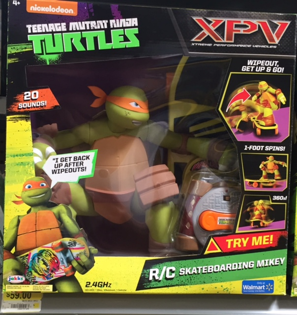 Tmnt Toy Review Remote Control Skateboarding Mikey Toy Reviews For Kids And Parents